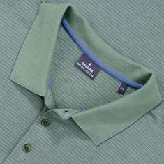 RAGMAN Poloshirt grün