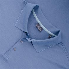 RAGMAN Poloshirt jeansblau