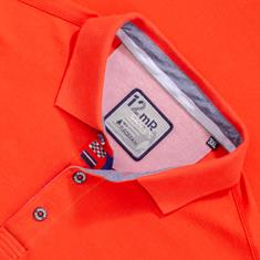RAGMAN Poloshirt orange