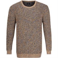 RAGMAN Pullover gelb