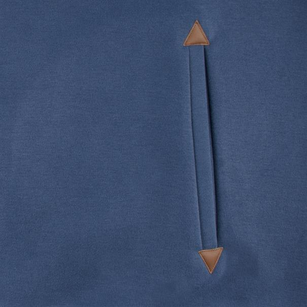 RAGMAN Sweatshirt blau