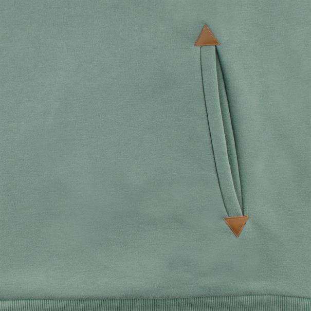 RAGMAN Sweatshirt grün