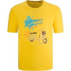 RAGMAN T-Shirt gelb