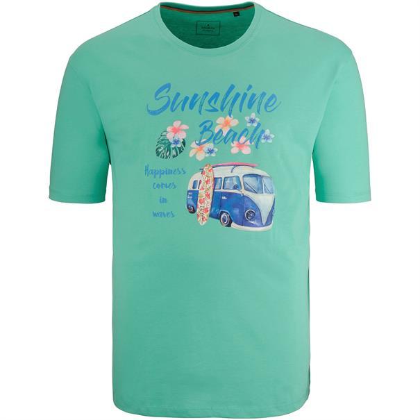 RAGMAN T-Shirt grün