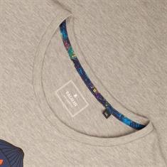 RAGMAN T-Shirt grau-meliert