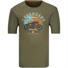 RAGMAN T-Shirt oliv