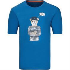RAGMAN T-Shirt royal-blau