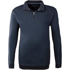 RAGMAN Troyer-Sweatshirt blau