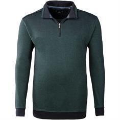 RAGMAN Troyer-Sweatshirt grün