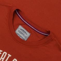 REDFIELD Langarm-Shirt orange