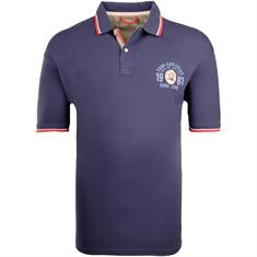 REDFIELD Poloshirt blau
