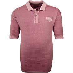 REDFIELD Poloshirt dunkelrot
