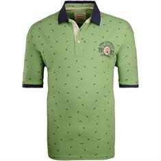 REDFIELD Poloshirt grün