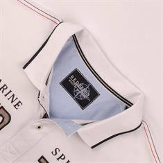 REDFIELD Poloshirt weiß