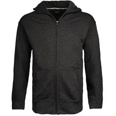 REDFIELD Sweatjacke anthrazit