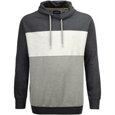 REDFIELD Sweatshirt grau-meliert