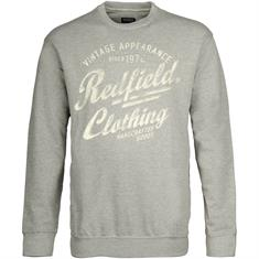 REDFIELD Sweatshirt grau