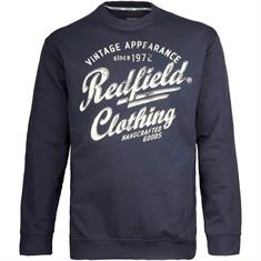 REDFIELD Sweatshirt marine