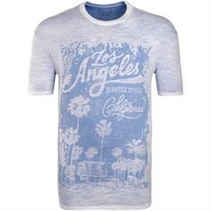 REDFIELD T-Shirt blau