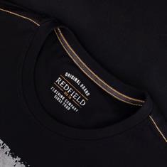 REDFIELD-T-Shirt schwarz