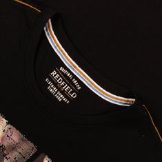 REDFIELD T-Shirt schwarz
