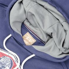 REDFIELD Zipperjacke blau
