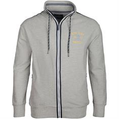 REDFIELD Zipperjacke grau