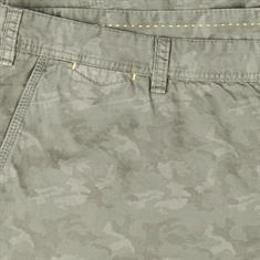 REDPOINT Cargo-Shorts oliv