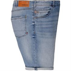 REDPOINT Jeans-Shorts hellblau