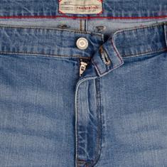 REDPOINT Jeans-Shorts hellblau