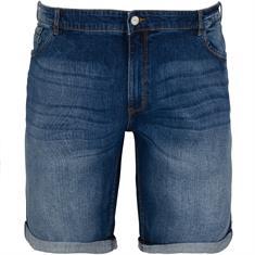 REDPOINT Jeansshorts blau