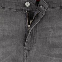 REDPOINT Jeansshorts grau
