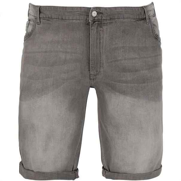 REDPOINT Jeansshorts grau