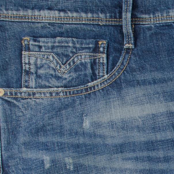 REPLAY Jeans blau