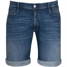 REPLAY Shorts mittelblau