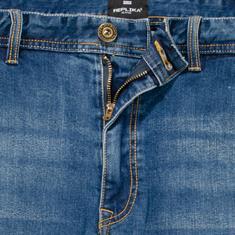 REPLIKA Bermuda jeansblau