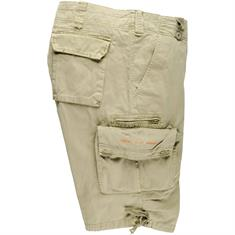 REPLIKA Cargo-Shorts oliv