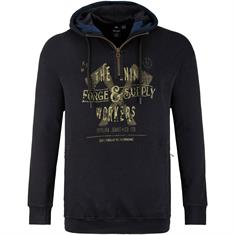 REPLIKA Sweatshirt schwarz