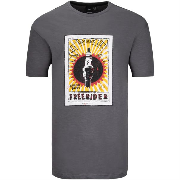 REPLIKA T-Shirt grau