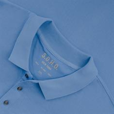 S.O.H.O. Poloshirt blau