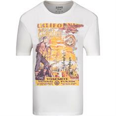 S.O.H.O. T-Shirt weiß