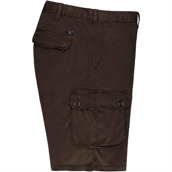 S.OLIVER Cargo-Shorts oliv