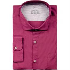 S.OLIVER Freizeithemd pink