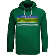 S.OLIVER Hoodie-Sweatshirt grün