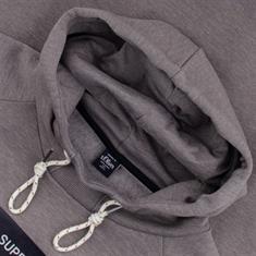 S.OLIVER Hoodie-Sweatshirt grau