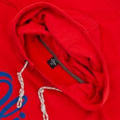 S.OLIVER Hoodie-Sweatshirt rot