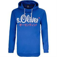 S.OLIVER Hoodie-Sweatshirt royal-blau