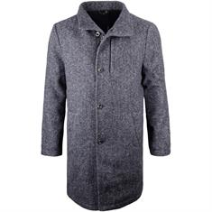 S.OLIVER Mantel grau-meliert