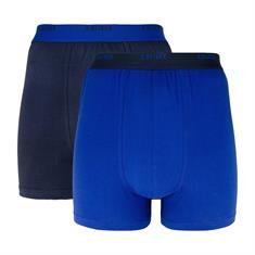 S.OLIVER Pants, Doppelpack blau