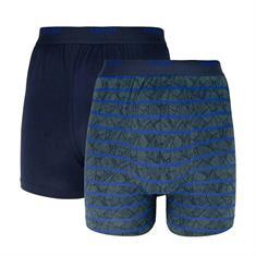 S.OLIVER Pants, Doppelpack marine